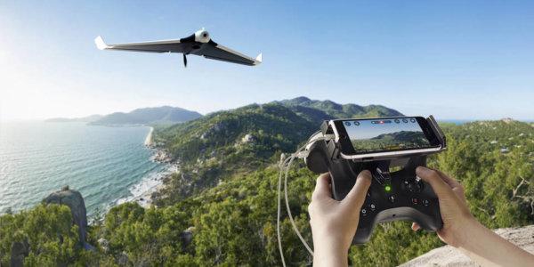 Produit du mois, le drone disco Parrot