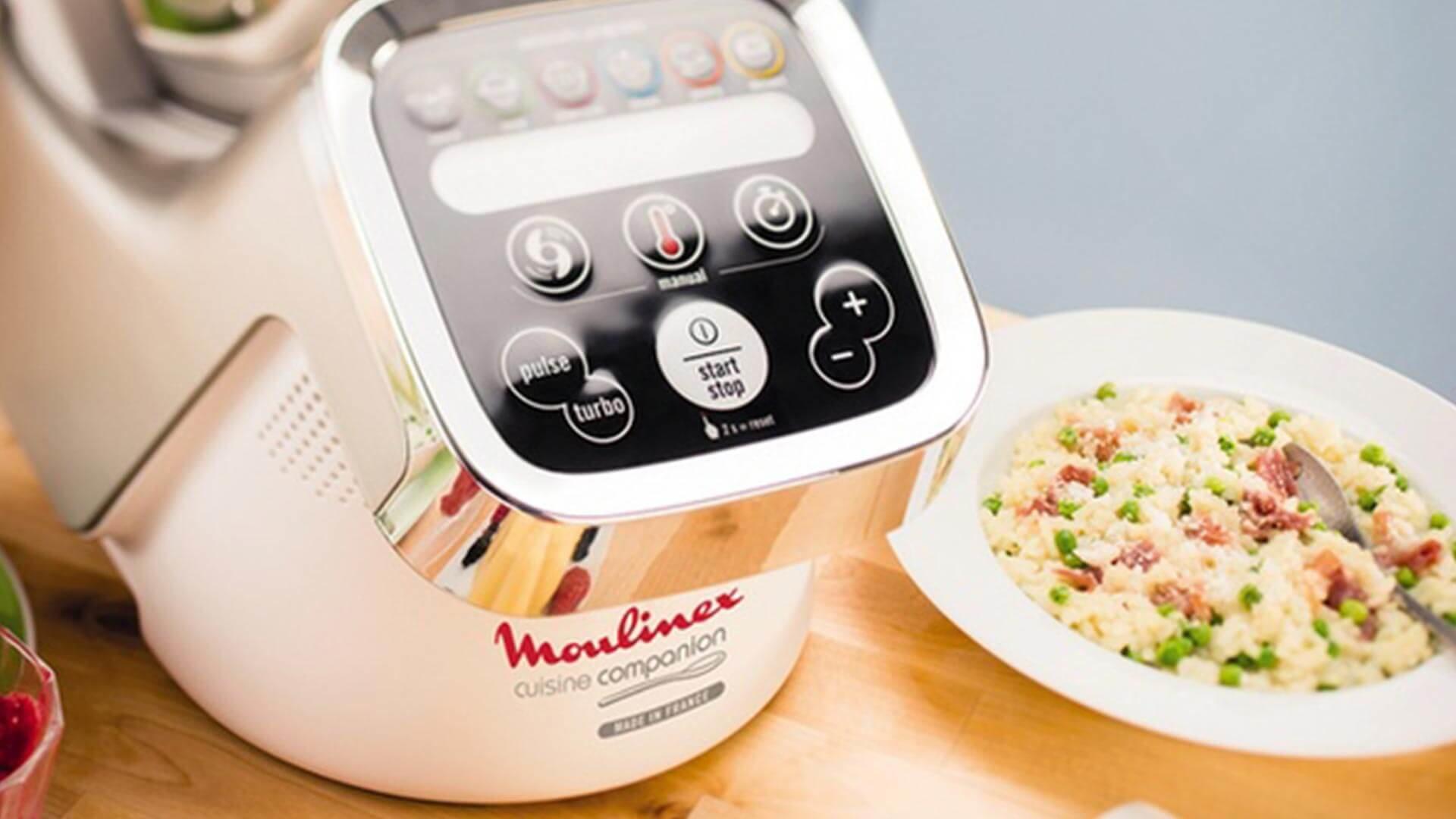 robot cuiseur connecte i companion moulinex avis