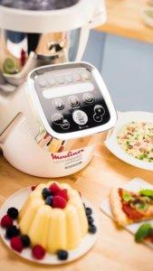 robot cuiseur connecte i companion moulinex muse