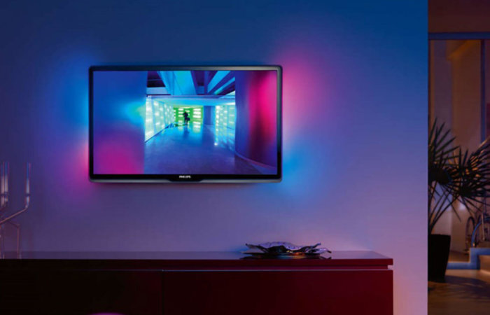 tv samsung ambilight avis muse