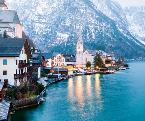 Autriche dotations voyages