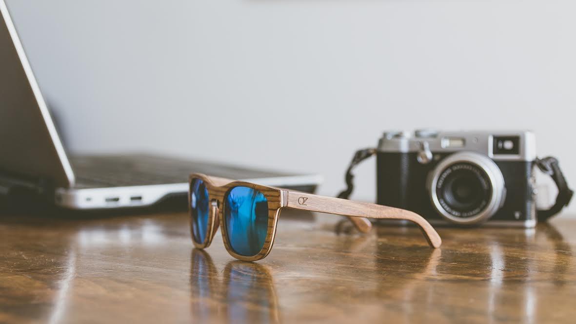 masques et lunettes de la marques d'Ozed