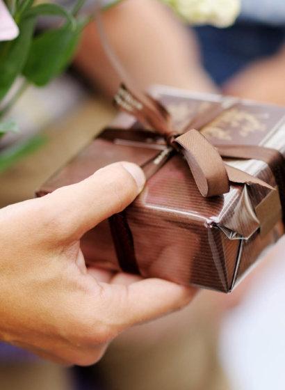 infographie cadeaux d'affaires