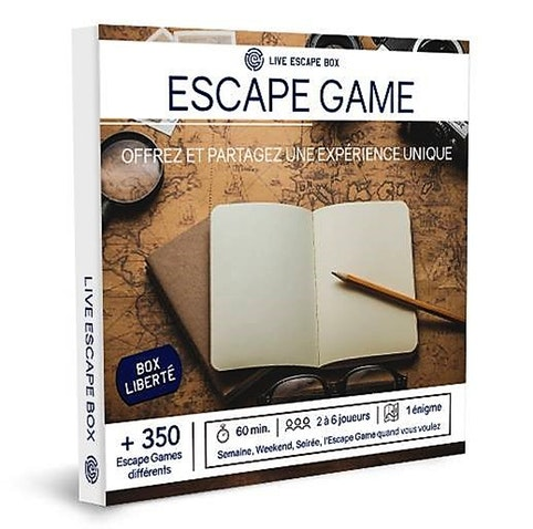 Escape game liberté