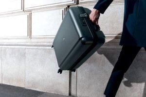 La valise connectée de Delsey