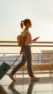 Le produit du mois : valise high tech