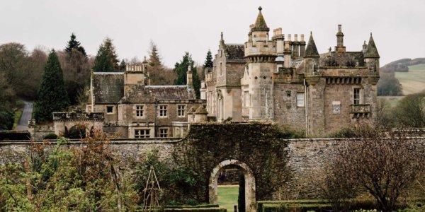 Chateau d'Edimbourg