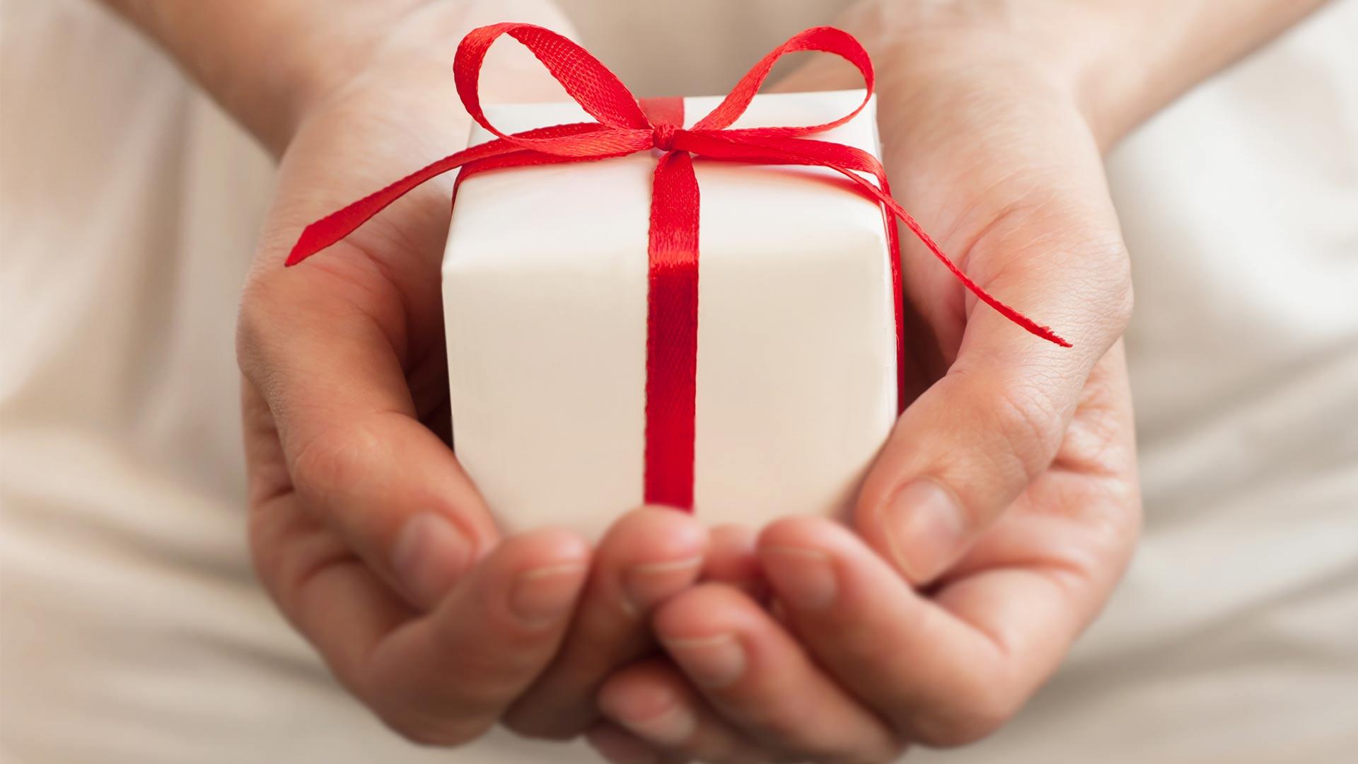 Motivation cadeaux