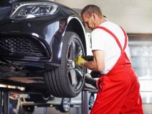 Maintenance et services dans de secteur de l'automobile