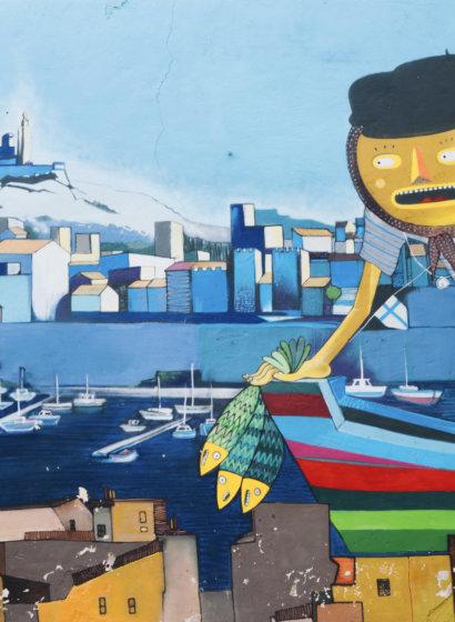 Destination Marseille voyage