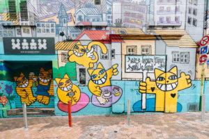 Cours Julien, le paradis du Street Art Marseillais