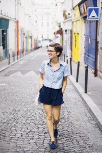 Juliette Rue Sainte Marthe