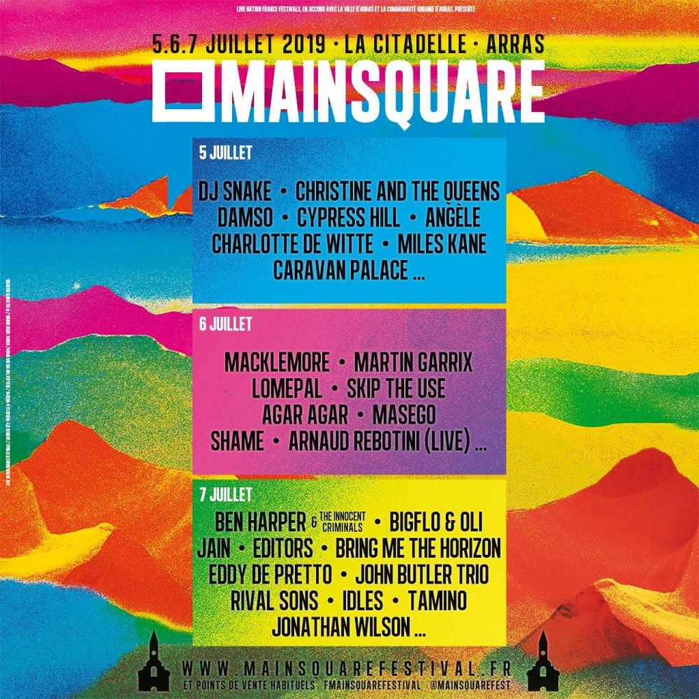 Main Square Festival