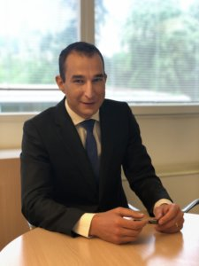 Thomas Leonard, directeur commercial Mazda Automobiles France