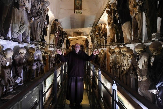 Catacombes Palerme