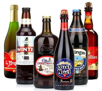 Bières santa secret