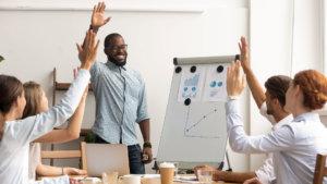 Challenge-commercial-engageant-motivant