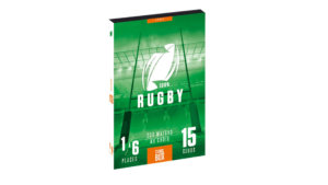 Produit du mois : coffret 100% rugby