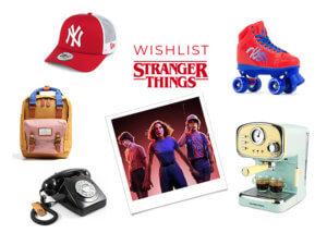 series wishlist
